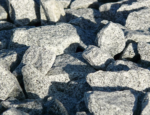 Granite Stones Gravels Granite Stonework Stones Ga