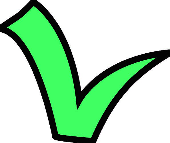 Check Checkered Okay Satisfactory Check Box Free V