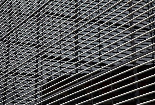 Abstract Nonconcrete Buildings Architecture Backgr