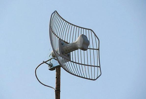 Antenna Feeler Internet Bowl Internet Reception In