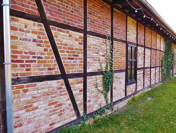Brick Wall Partition Red Bloodshot Wall Brick Elem