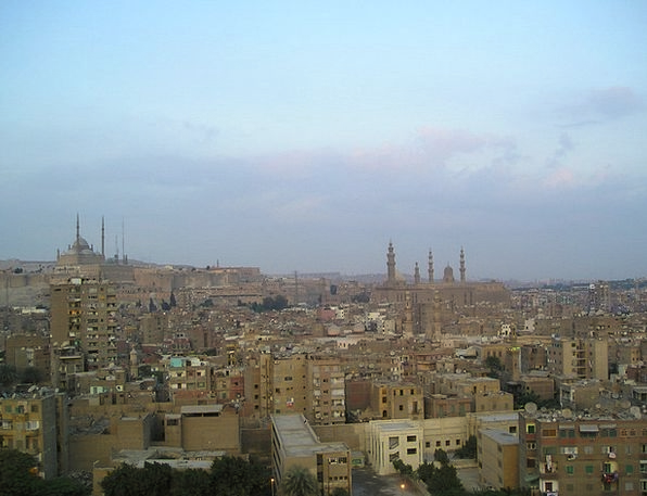 Cairo Islam Mosques Arabic Egypt