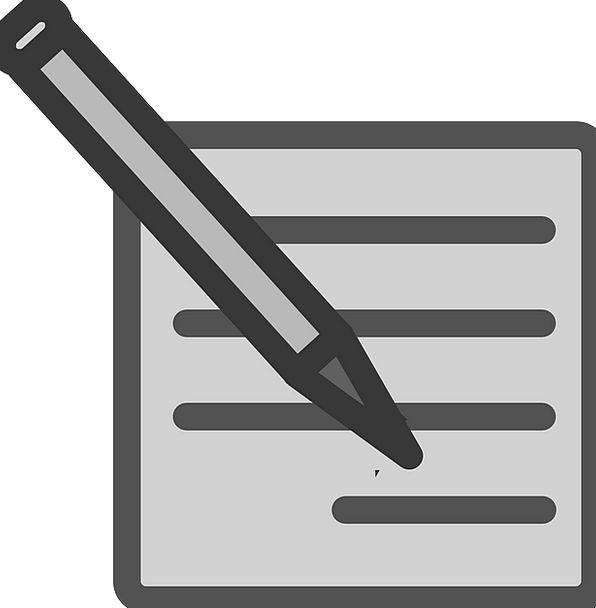 Text Manuscript Script Edit Oversee Writing Free V
