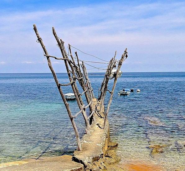 Sea Marine Croatia Adriatic Sea Boat Ship Pier Lig