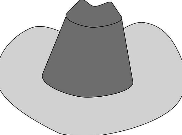 Cowboy Unreliable Cap Western Cowboy movie Hat Boy