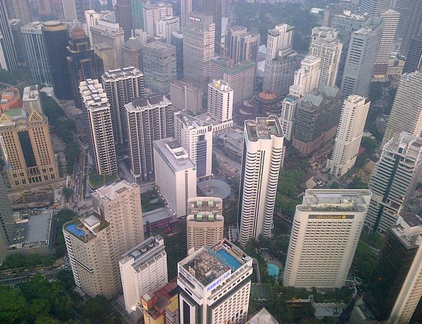Kuala Buildings Architecture Asia Lumpur Architect