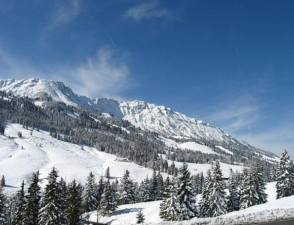 Gary Long Landscapes Mountainous Nature Allgäu Alp