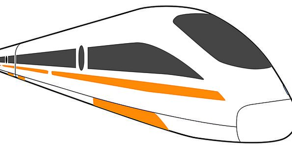 High-Speed Train Vacation Pullman Travel High-Spee