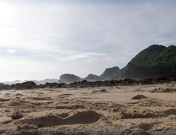 Beach Seashore Vacation Travel Indonesian Chinese