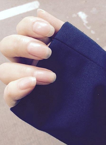 Finger Digit New Beautiful Lovely Fresh