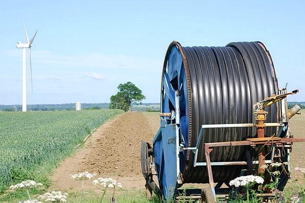 Flexible Tube Agrarian Equipment Gear Agricultural
