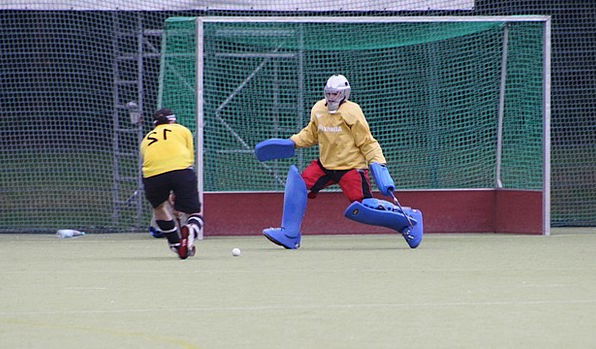 Sport Diversion Goalkeeper Custodian Hockey
