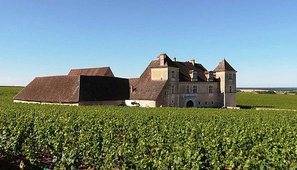 Château De Clos De Vougeot Drink Maroon Food Franc