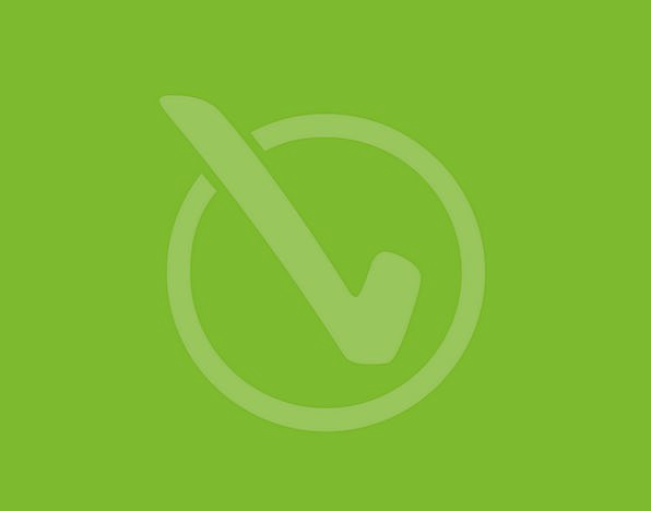 Checked Check Lime Right Green Affirmative Circle