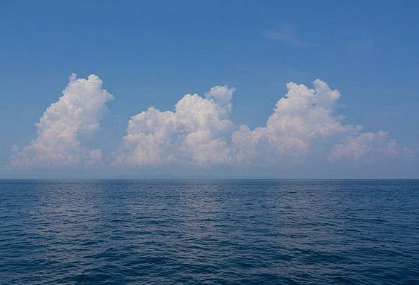 Sea Marine Vacation Straw-hat Travel Sky Summer Be