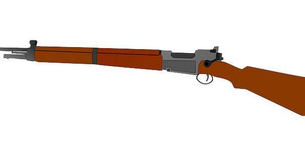 Gun Firearm Armament War Conflict Weapon Target Ar