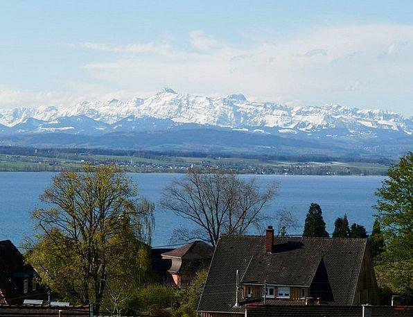 Lake Constance Landscapes Nature Landscape Scenery