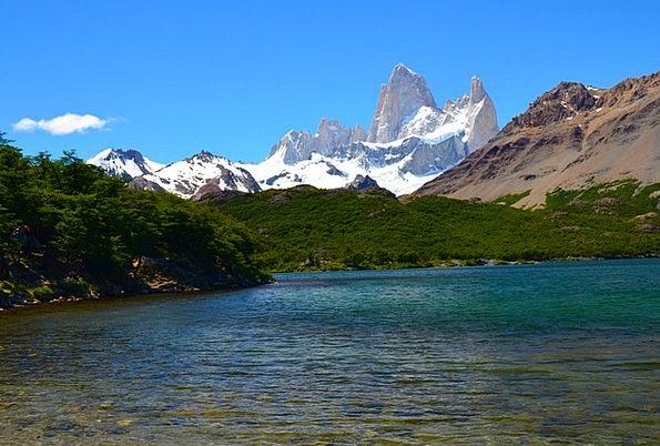 Torres Del Paine Chanten Patagonia Calafate Glacie