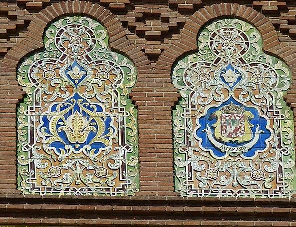 Ceramic Earthenware Buildings Structure Architectu