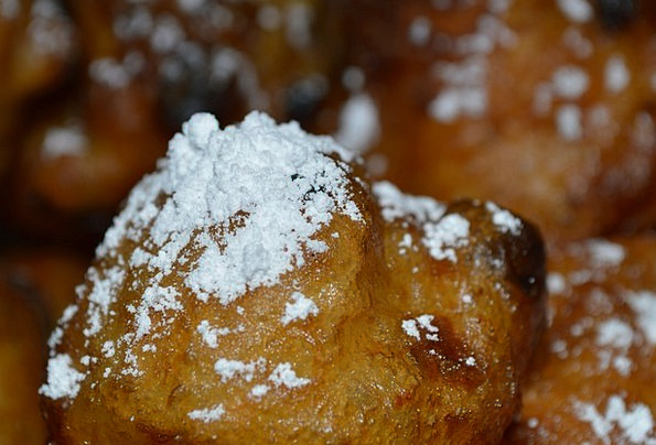 Fritters Wastes Party Gathering Old And New Baking