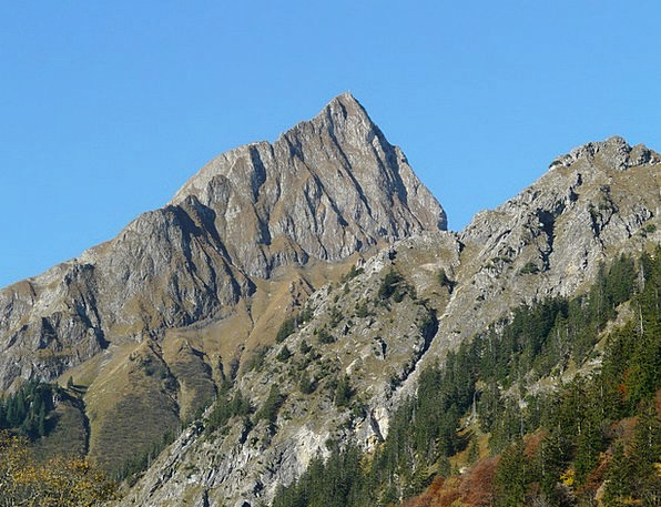 Höfats Landscapes Crag Nature Summit Conference Mo
