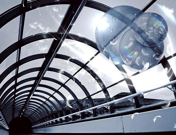 Bridge Bond Buildings Way Architecture Tunnel Chan