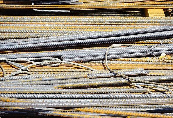 Iron Rods Bars Steel Bars Rods Steel Construction