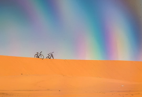 Morocco Landscapes Nature Sand Shingle Sahara Land
