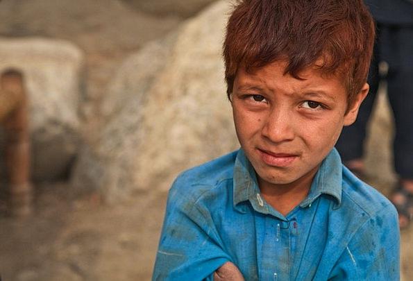 Boy Lad Deprived Afraid Frightened Poor Fear Terro