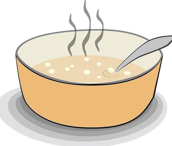 Soup Broth Drink State Food Steaming Stew Eating B