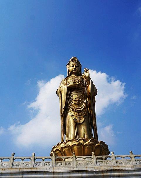 Guanyin Blue Sky Putuo