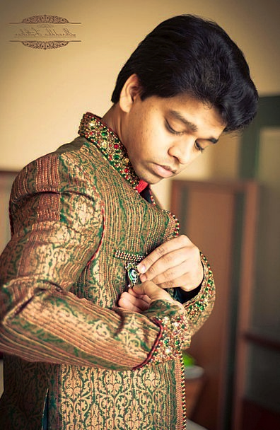 Groom Train Nuptial Maharashtrian Marriage Boy Mar