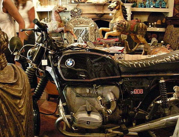 Bmw, Motorbike, Vintage, Out-of-date, Motorcycle, Old, Ancient, Bike