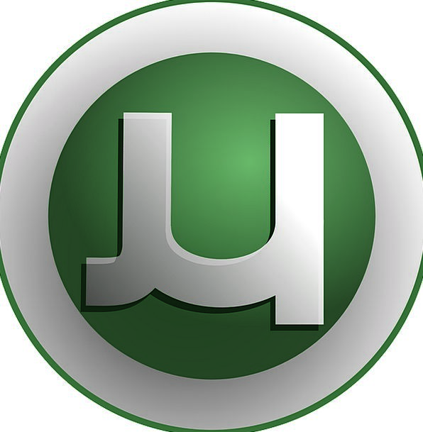 Torrent Gush Logo Symbol Utorrent Bittorrent Free