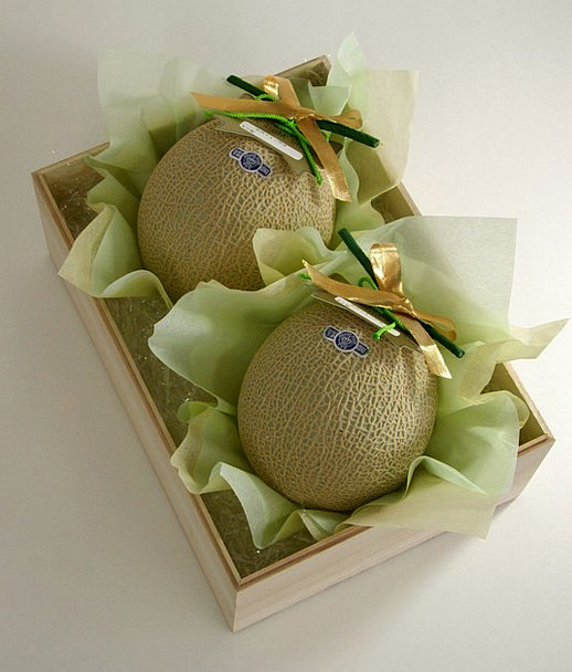 Melon Gifts Handouts Cantaloupe Midyear Gift For G
