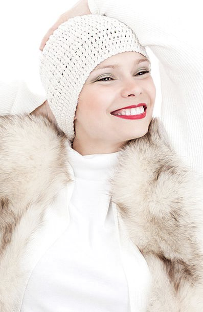 Beauty Loveliness Fashion Emotionless Beauty Elega