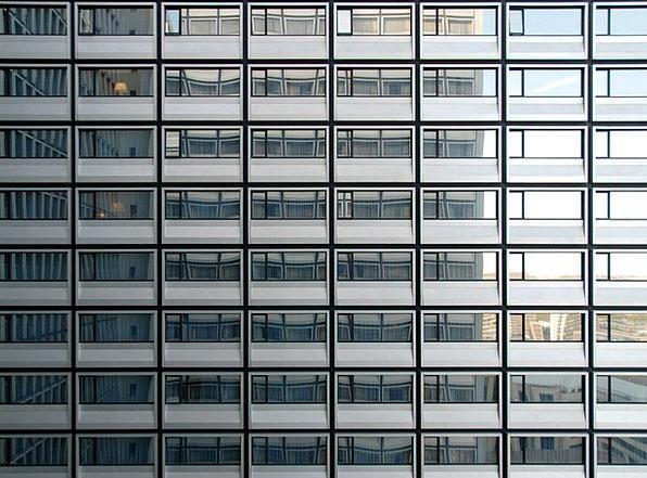 Windows Gaps Textures Tower Backgrounds Pattern De