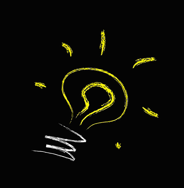 Bulb Corm Bright Idea Impression Light Innovation