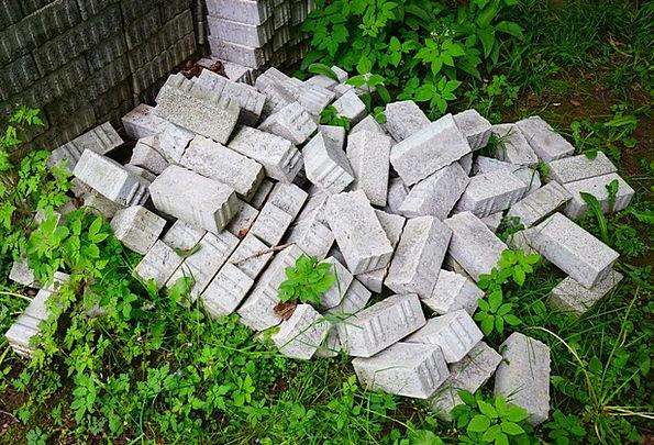 Stones Gravels Construction Material Paving Stones