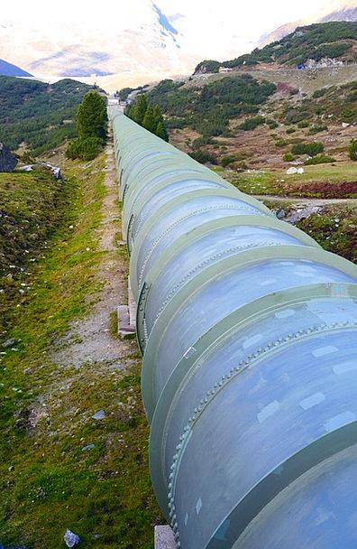 Pressure Water Line Pipe Pipeline Tube Water Aquat