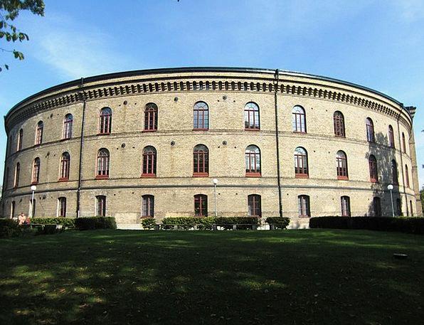 University College Buildings Architecture Sweden G