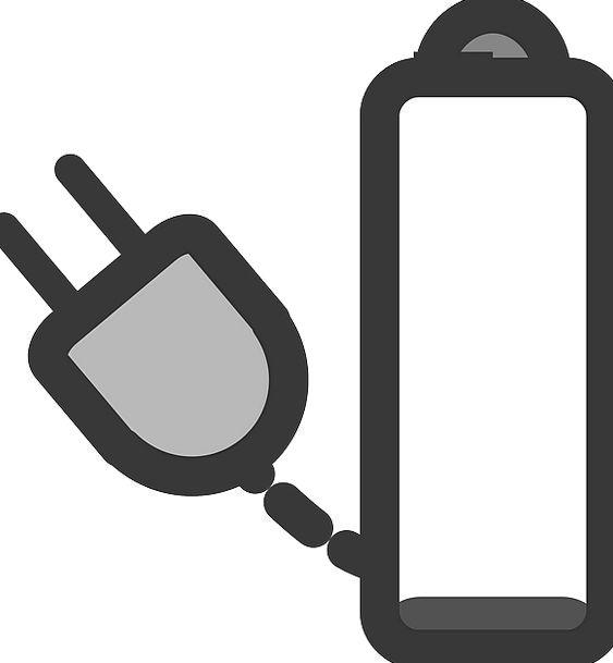 Charger Mount Custody Symbol Sign Charge Icon Imag