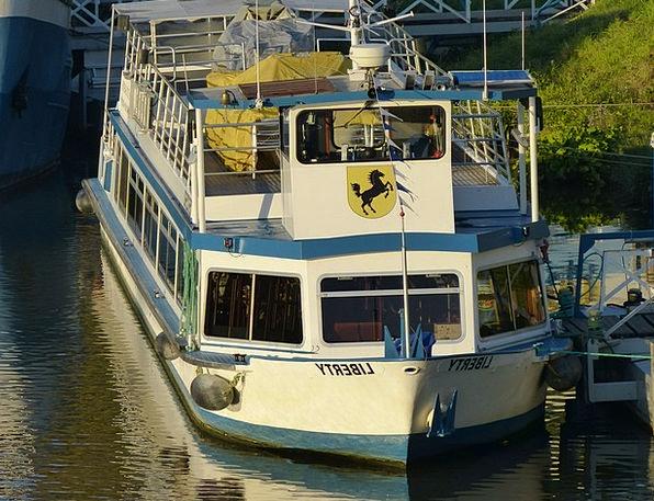 River Stream Vacation Vessels Travel Neckar Ships