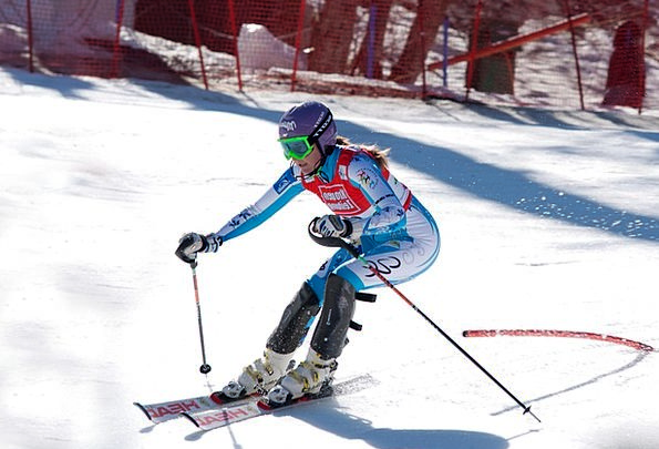 Snow Snowflake Sarka Zahrobska Ski Sports Sporting
