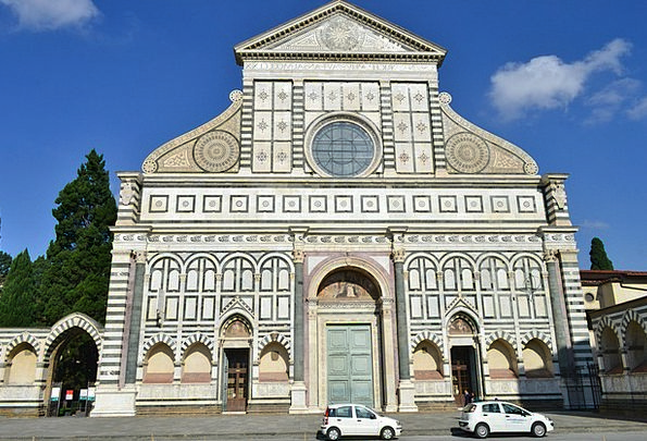 Florence Church Ecclesiastical Italy Architecture