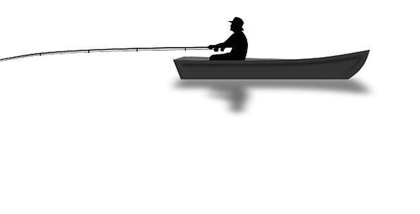 Angler Ship Fishing Angling Boat Water Aquatic Rod