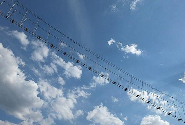 Jacob'S Ladder Vapors Head Skull Clouds Sky Blue D