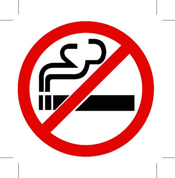 No Smoking Roll-ups Fume Emission Cigarettes Free