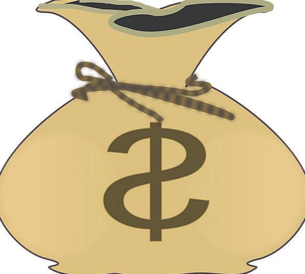 Money Finance Basket Business Cash Bag Wealth Sack
