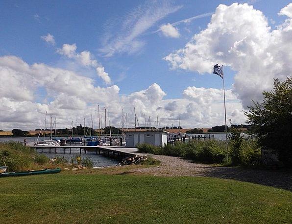 Water Aquatic Port Harbor Sun Sky Sailing Boat Sai